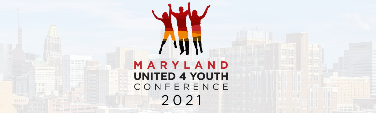 Maryland United 4 Youth Conference 2021 Banner